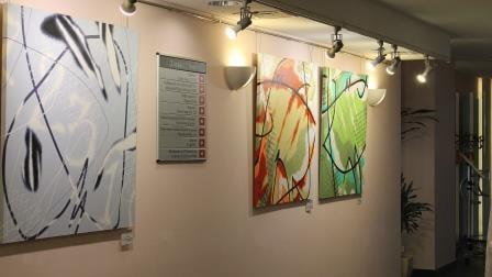 выставка афиша картин